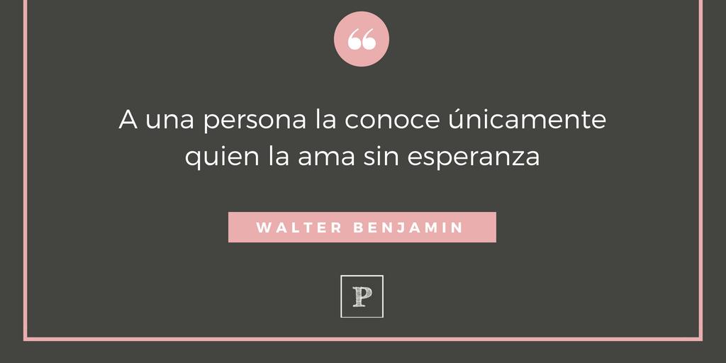 W. Benjamin